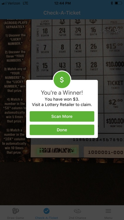 CA Lottery Official App screenshot-1