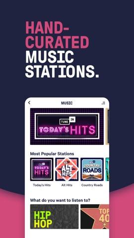 TuneIn Radio: Live News, Music - iPad App - iTunes United Kingdom