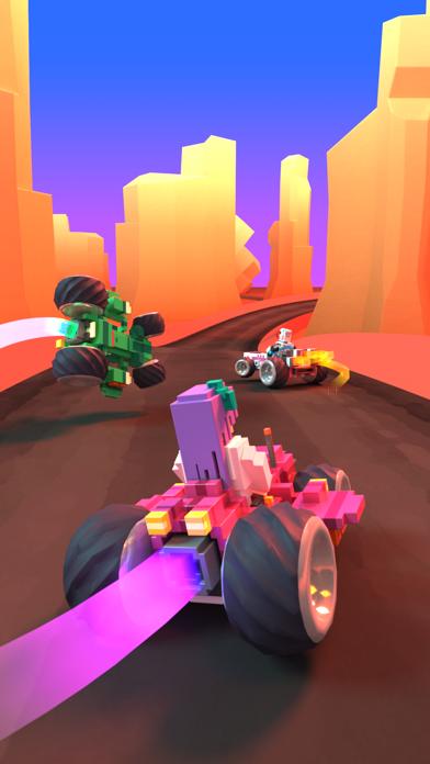 Rockets Racing! -  Cars screenshot 2