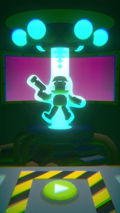 Radiation Runner screenshot 1