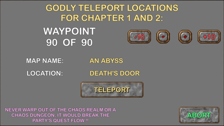 DoC - God Mode Edition screenshot-4