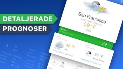 Väderradar – nederbörd & regn på PC
