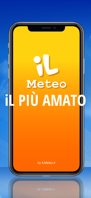 ‎Meteo - by iLMeteo.it Screenshot