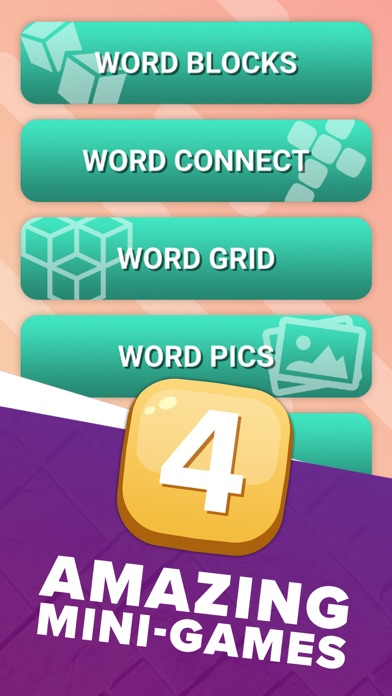 Word Games Collection screenshot 9