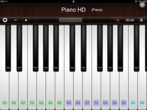 Piano™ HD screenshot