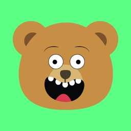 bear face cute emoji 2019
