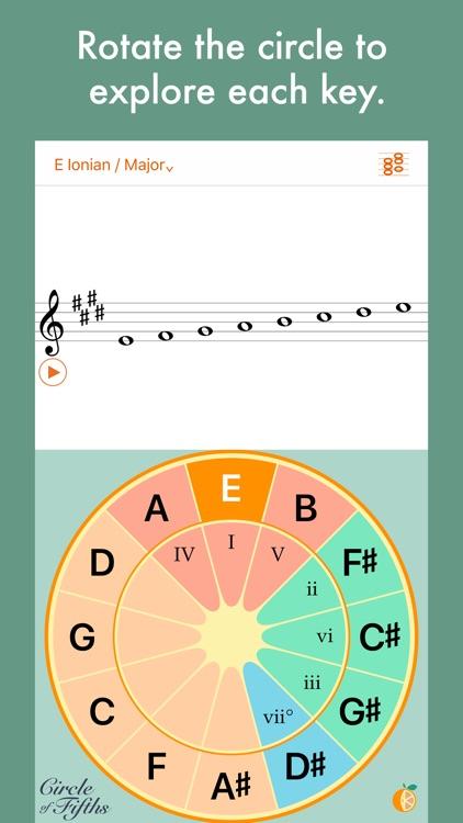 Circle of Fifths, Opus 2 screenshot-3