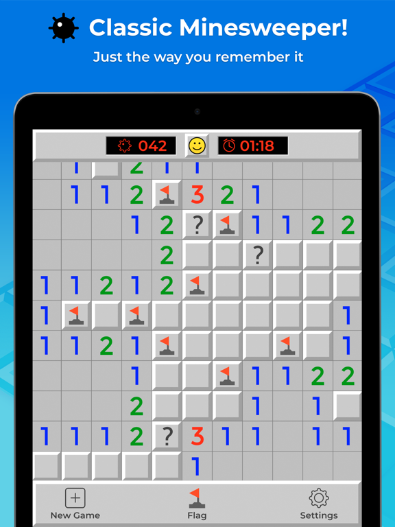Minesweeper: Classic ▦ Tips, Cheats, Vidoes and Strategies