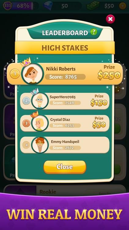 Solitaire Cash screenshot-5