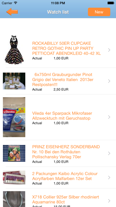 Auction Bid Sniper For Ebay review screenshots