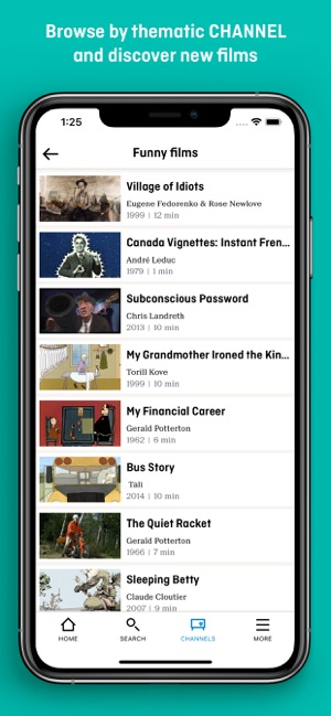 NFB Films on the App Store