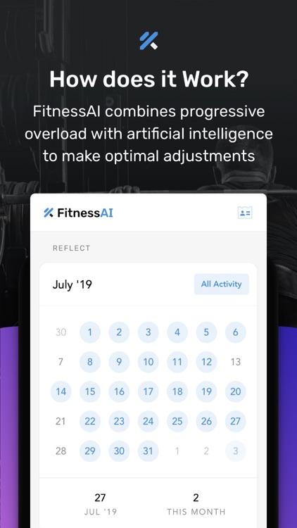 Weight Lifting by FitnessAI screenshot-3
