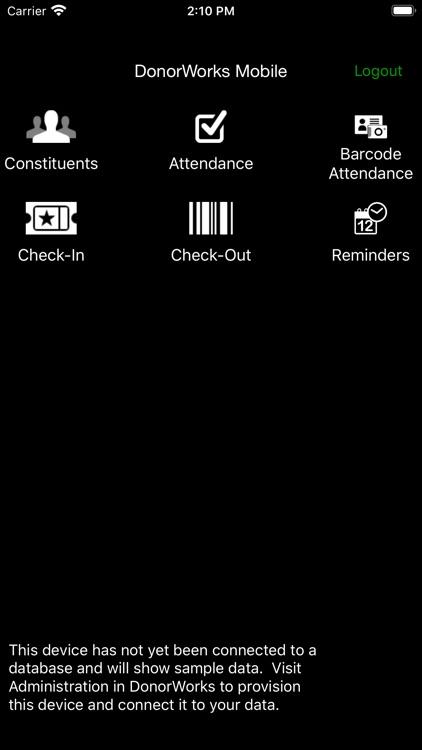 DonorWorks Mobile screenshot-5