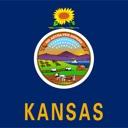 Kansas emoji – USA stickers