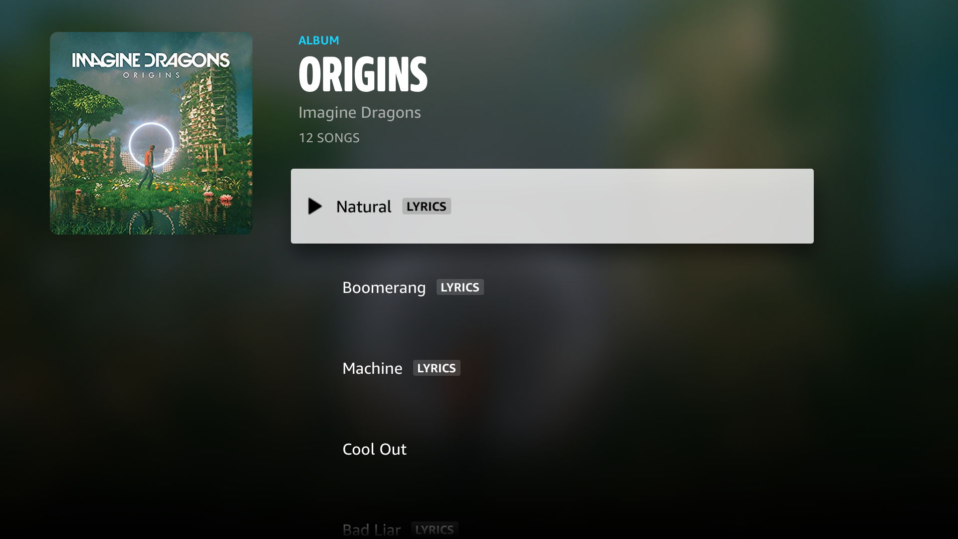 Amazon Music: Songs & Podcasts screenshot 13