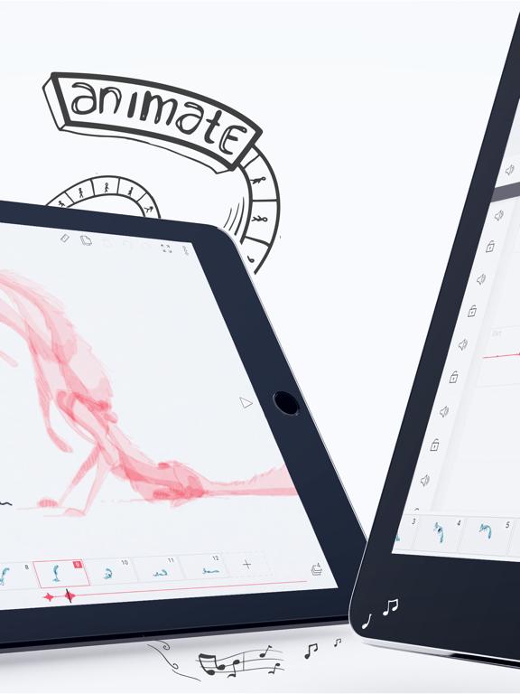 FlipaClip: Cartoon Animation screenshot