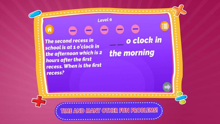 Solve Math Word Problem Solver screenshot-4