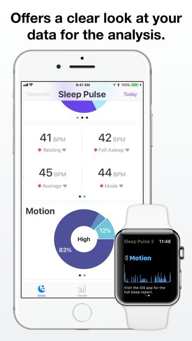 Sleep Tracker for Watchのおすすめ画像4