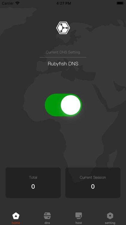 Rubyfish DNS screenshot-0