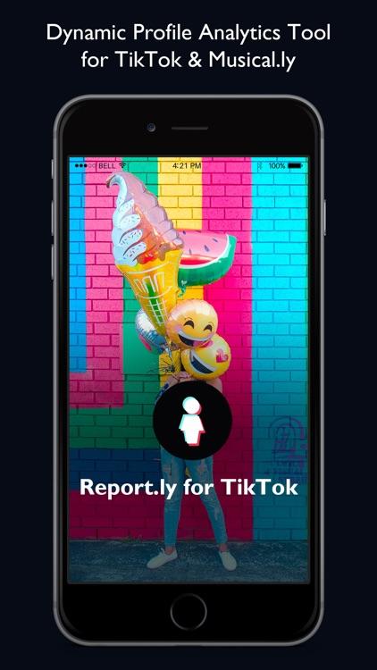 Report.ly for TikTok