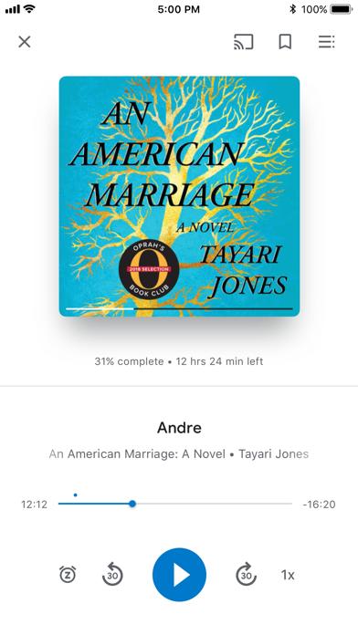 Screenshot #3 pour Google Play Livres