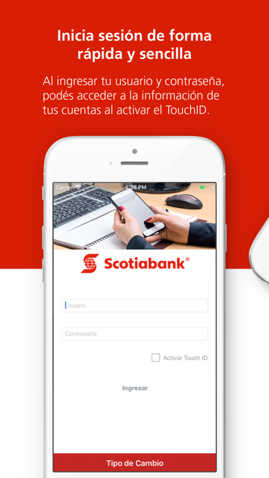 Scotiabank Bancamóvil by Scotiabank de Costa Rica (iOS, United