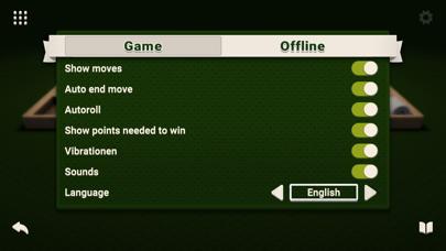 Backgammon (バックギャモン) ScreenShot3