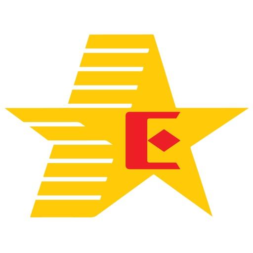 Cartão Rede Estrela