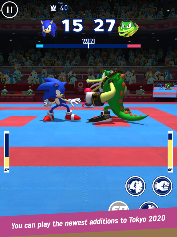 Sonic at the Olympic Games screenshot 12