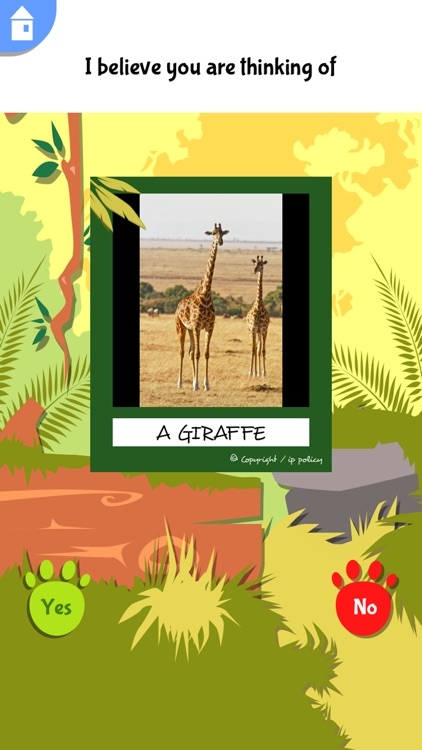 Akinator Safari screenshot-3