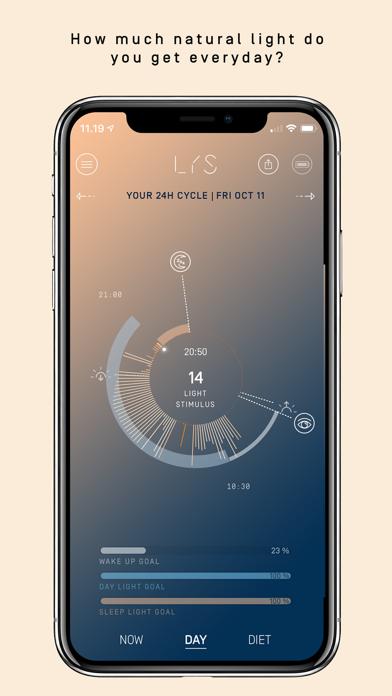 LYS: Good light, good sleep screenshot two