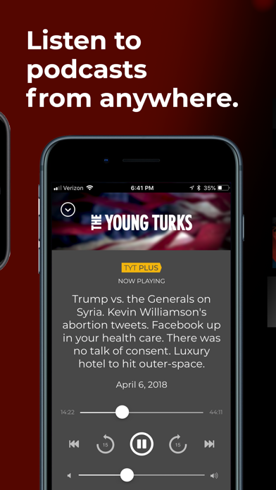 TYT - Home of Progressives Screenshot