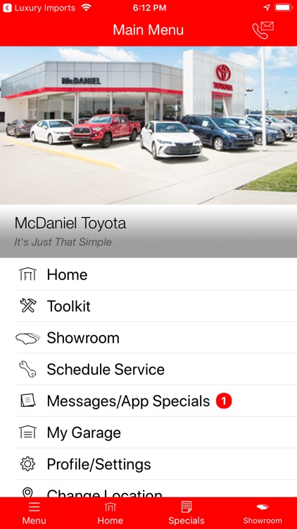 McDaniel Automotive MLink screenshot-5