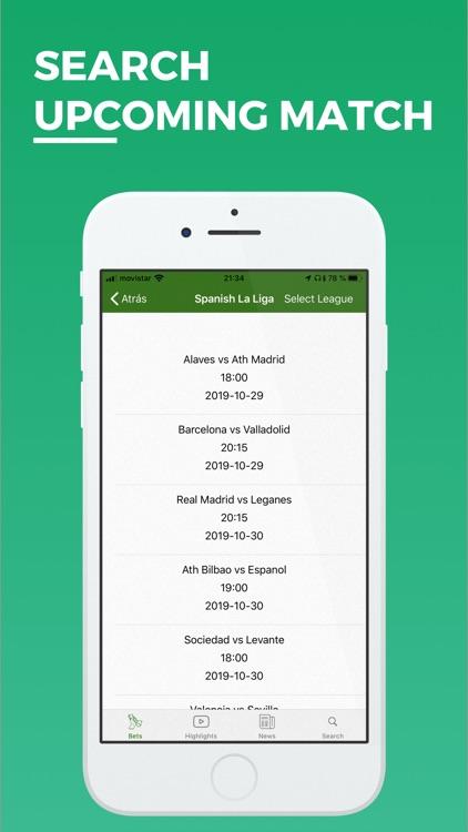 BetAll - Sport Betting Tips screenshot-5