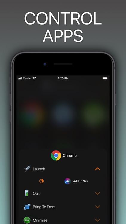 Remote Control for Mac / PC screenshot-3
