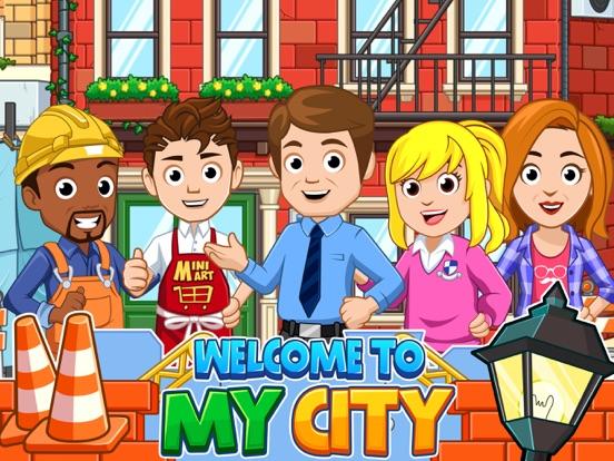 My City : Sweet Family Home Screenshots