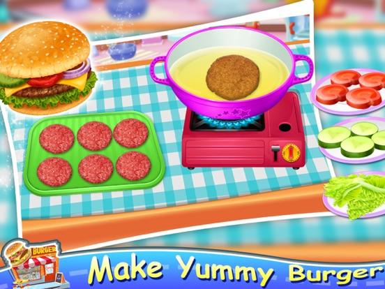 Pizza Burger - Food Maker screenshot 6