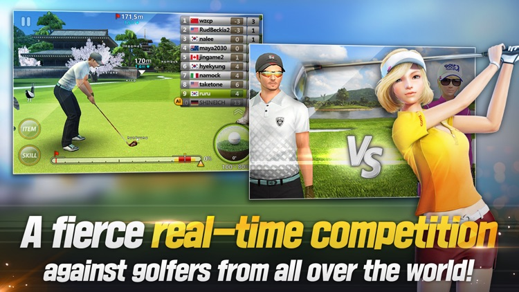 Golf Star™ screenshot-5