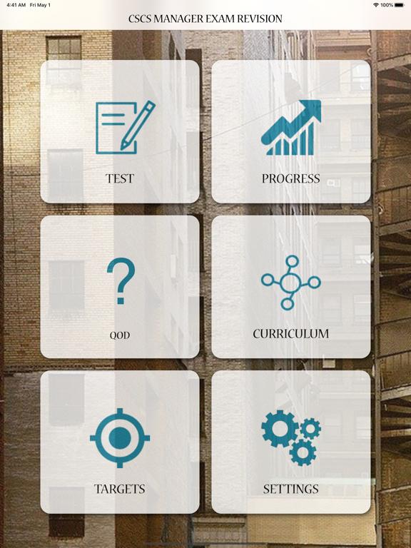 CSCS Manager Exam Revision screenshot 10