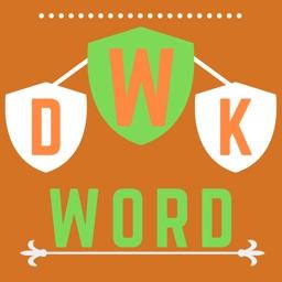 Word Drawing - World Kitchen