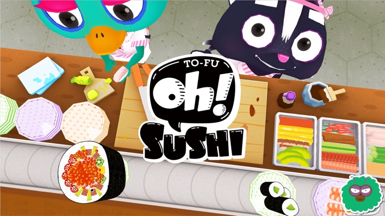 TO-FU Oh!SUSHI screenshot-0