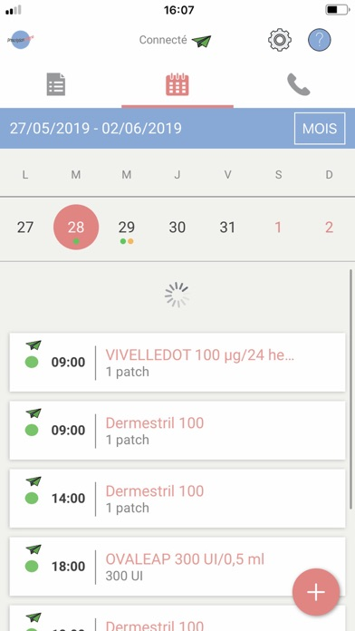 messages.download PrescriptionEnligne software