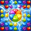 フルーツマジック:甘いパズルマッチ - iPadアプリ