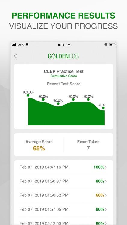 CLEP Practice Test Pro screenshot-3