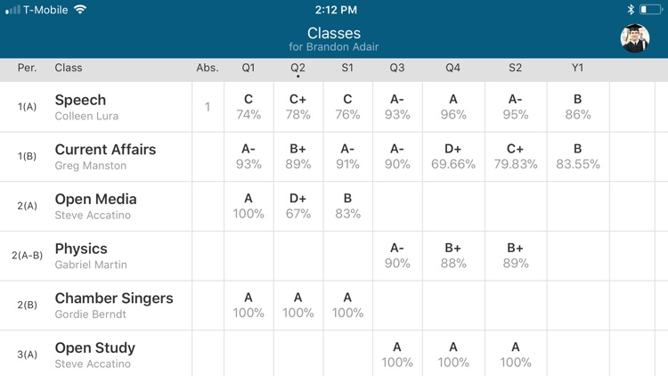 PowerSchool Mobile screenshot-2