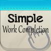 Simple Work Completion Cert - Jeremy Breaux