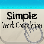 Simple Work Completion Cert app review