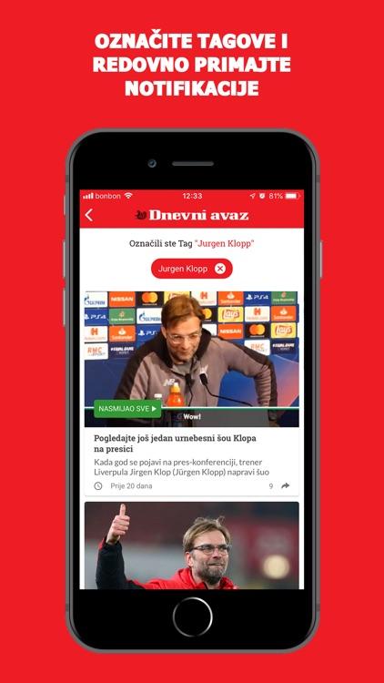 Avaz screenshot-6