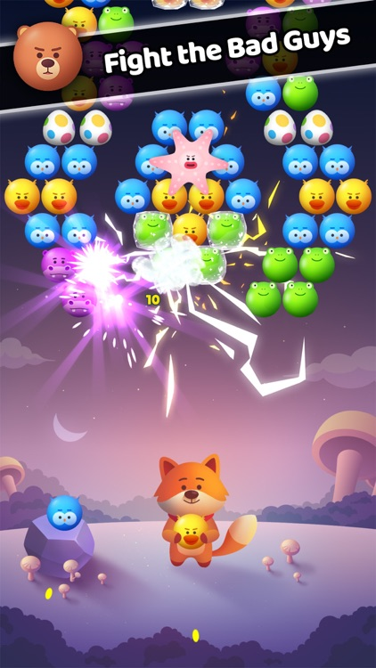 Bubble Shooter - Pop Pet Saga