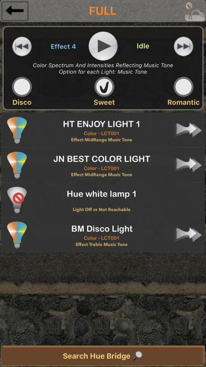 Dancing WiFi Light screenshot-5